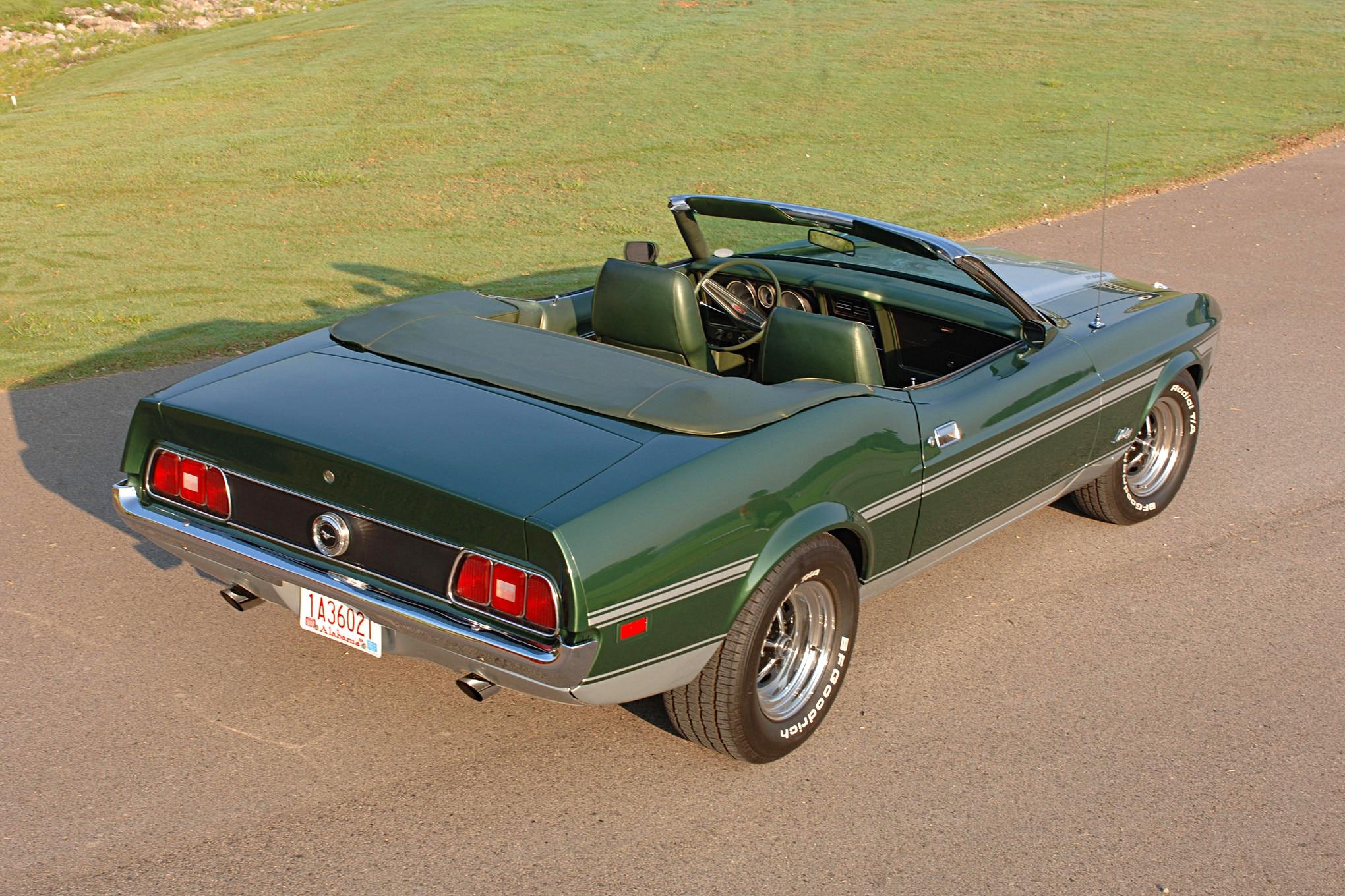023 1971 73 Mustang SpottersGuide Heasley