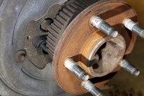 003 Sn95 Mustang Rear Axle Anti Lock Brake Sensor
