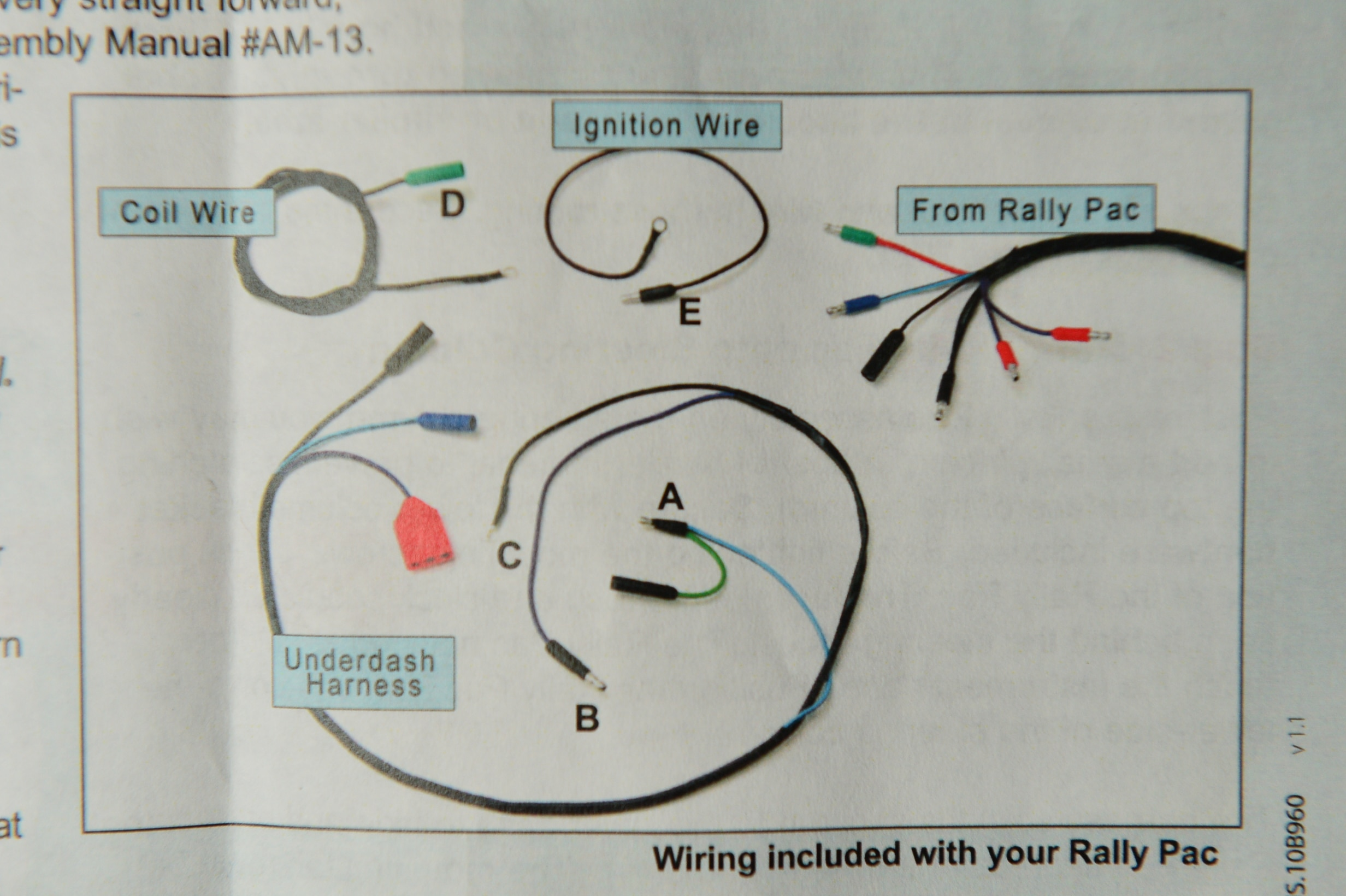 [SCHEMATICS_49CH]  3 Drake Kit Wiring - Photo 175461881 - How to Add Rally-Pac Gauges to a  1965-1966 Mustang | 1966 Mustang Rally Pac Wiring |  | Mustang 360