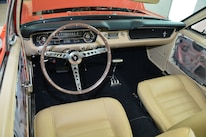5 1965 Ford Mustang Interior