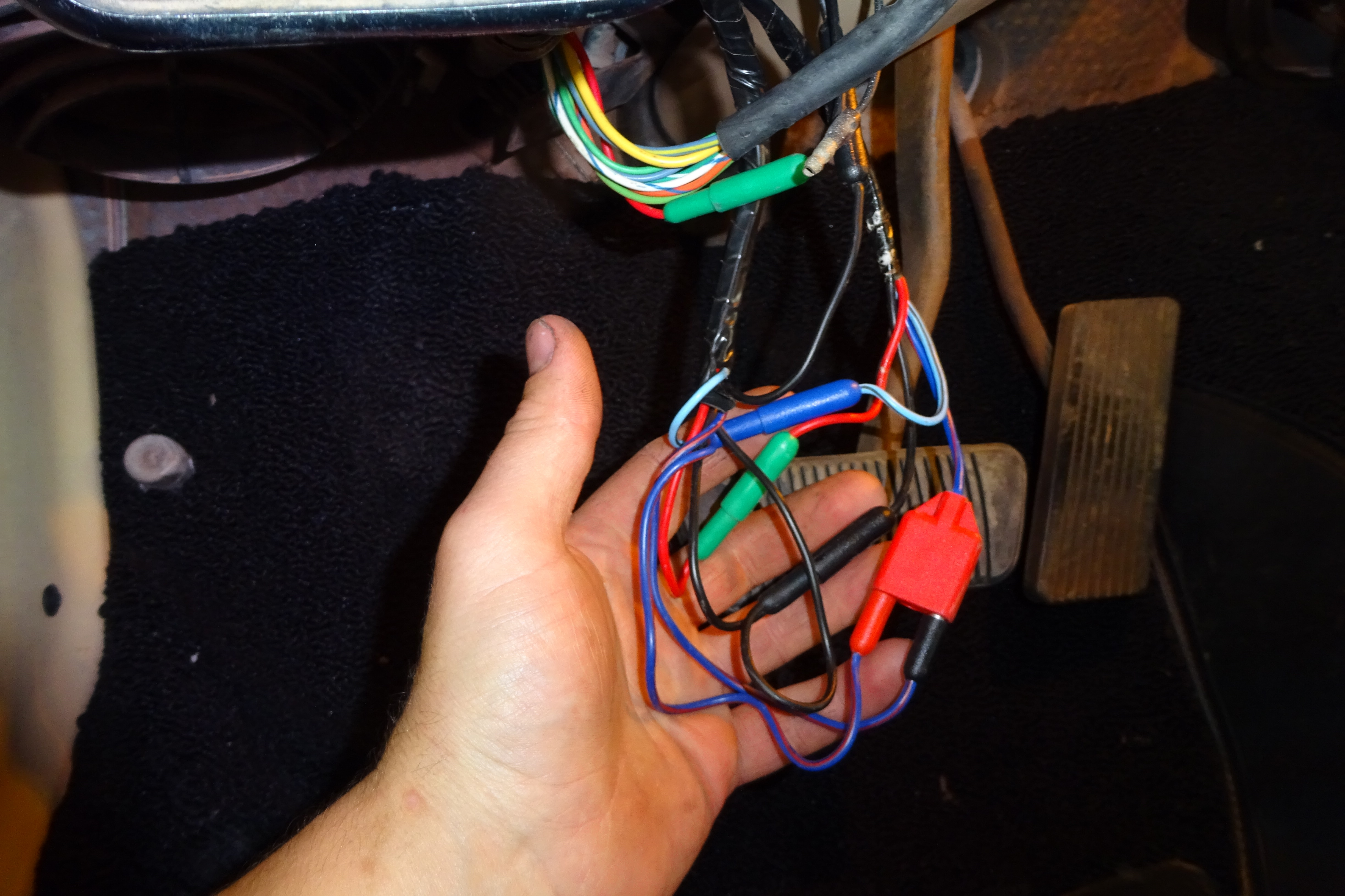13 wiring harness rally pac photo 175461971 how to add rally pac Amp Bypass Harness