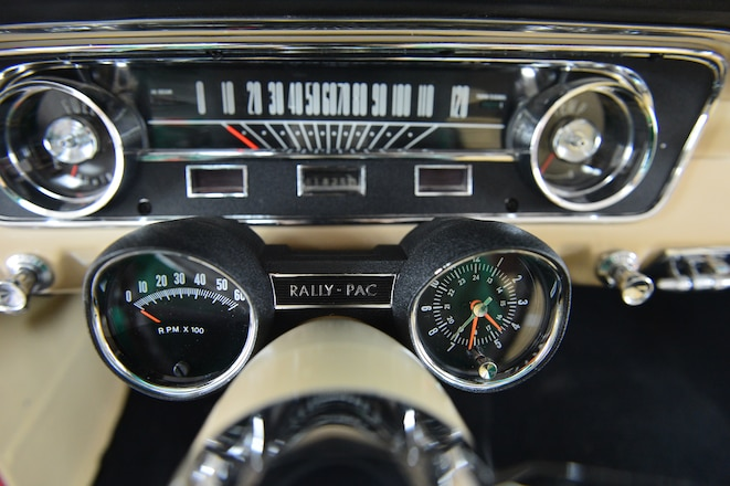 [SCHEMATICS_4FD]  How to Add Rally-Pac Gauges to a 1965-1966 Mustang | 1966 Mustang Tachometer Wiring |  | Mustang 360