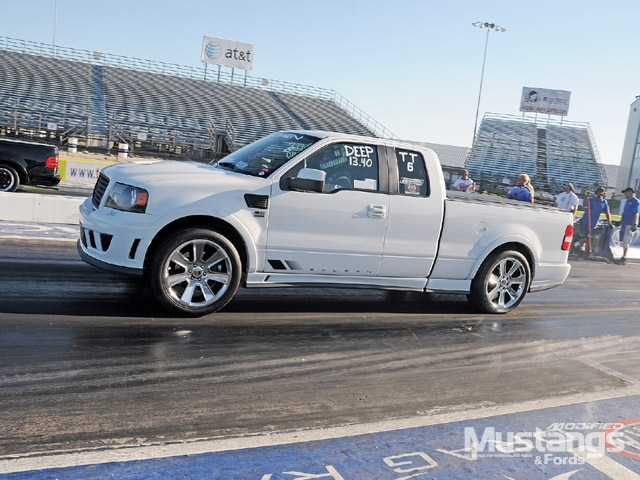 Paul Gamino Saleen F150