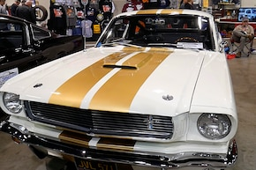 Fierce Ford Friday: Keith Champine's 1966 Shelby GT 350H
