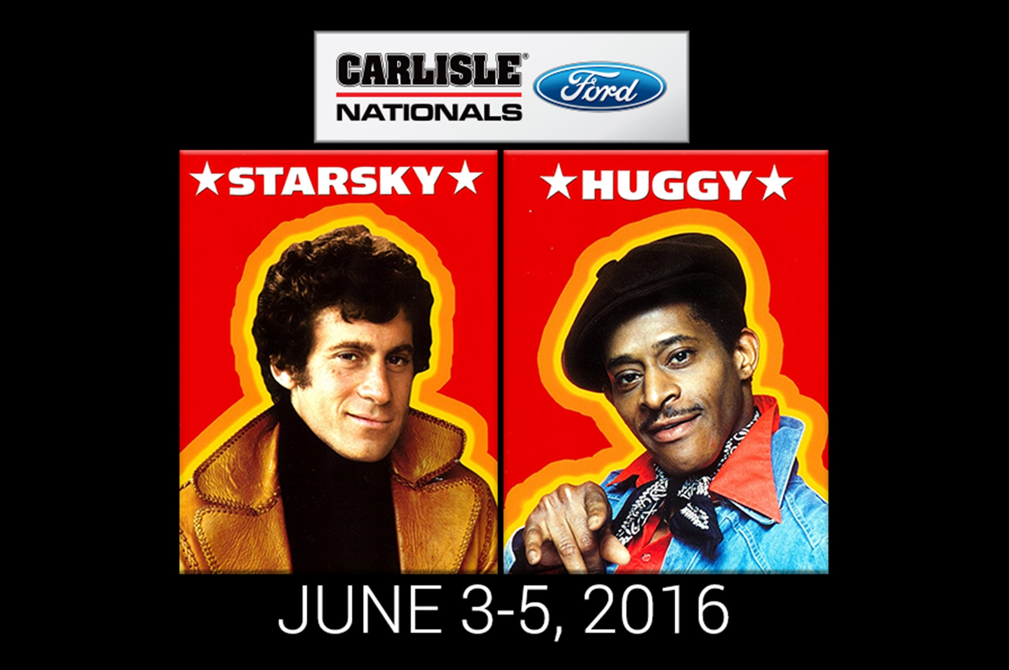 02 Starsky And Huggy Bear From Starsky Hutch