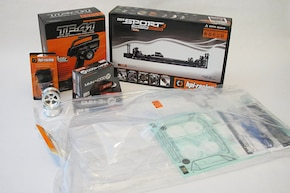 Mustang-360 Joins HPI Racing Build-Off