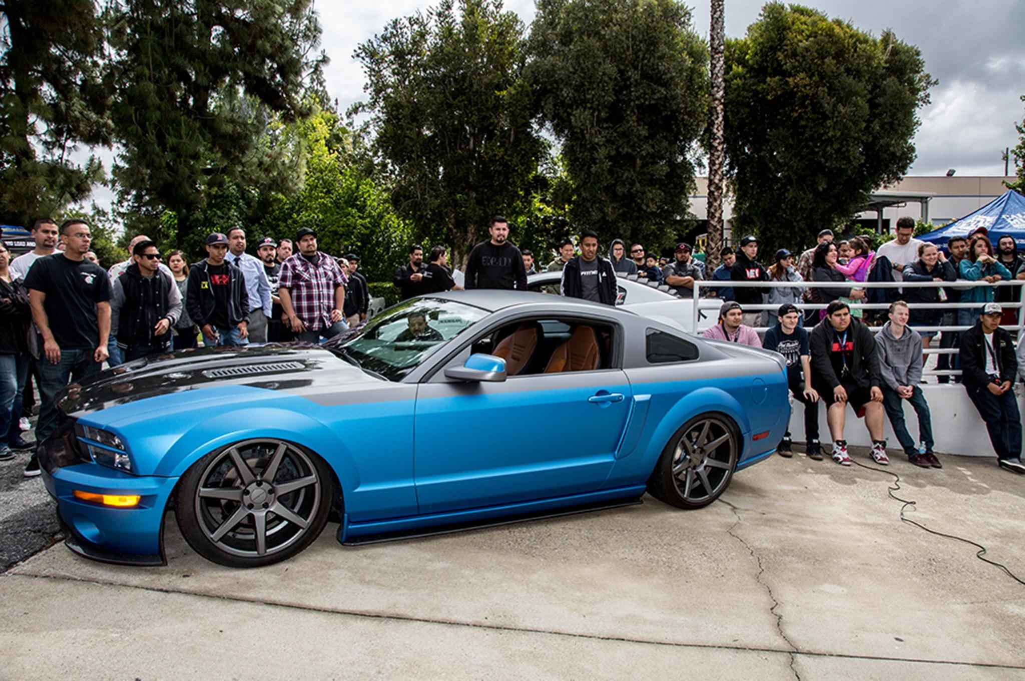 2016 California Mustang Meetup 3 023