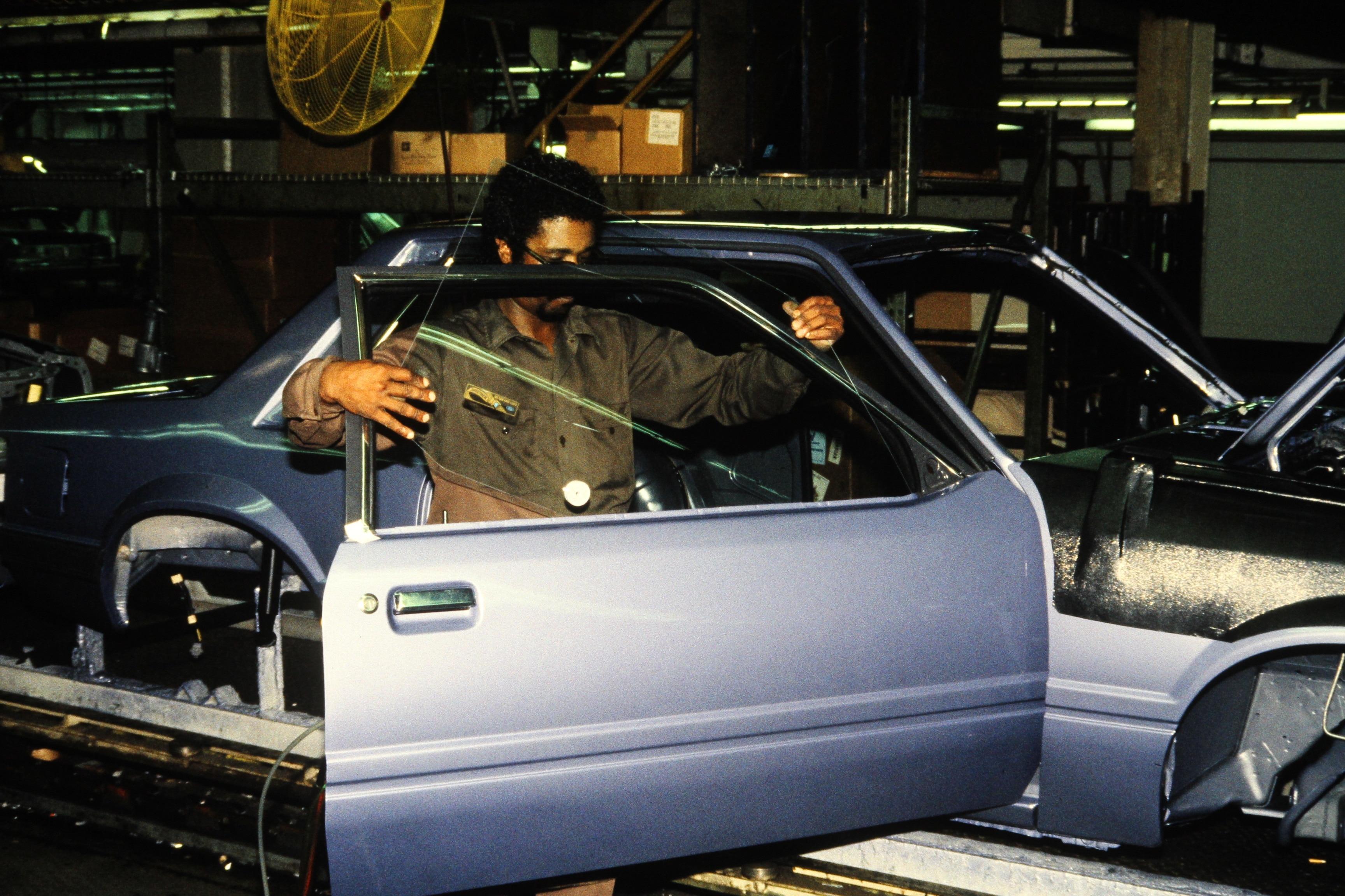 19 1986 Fox Mustang