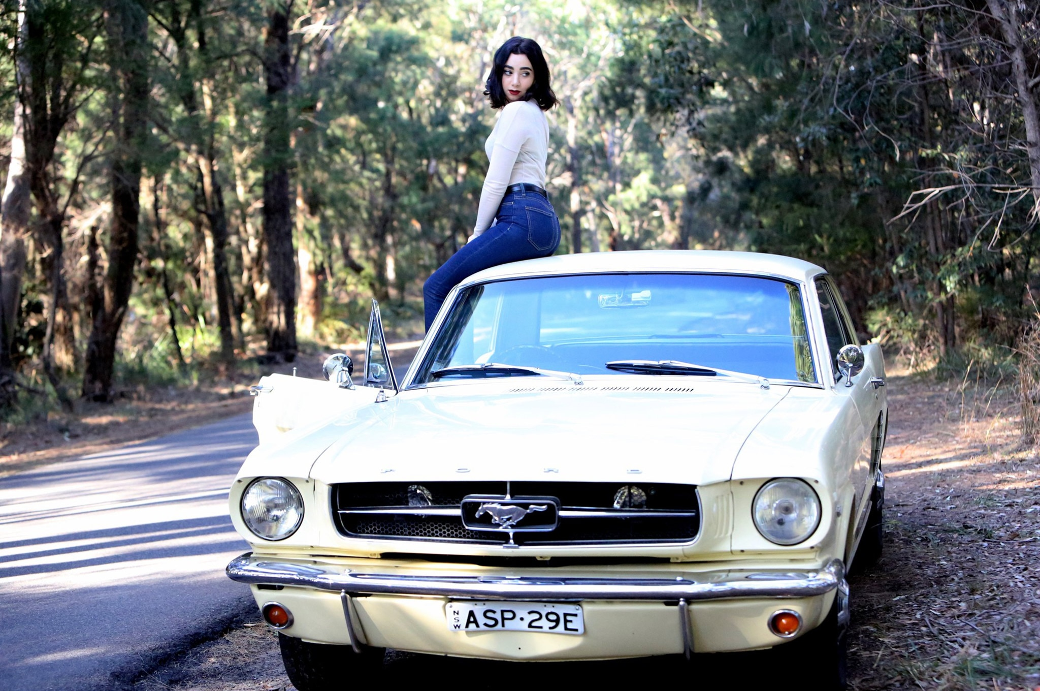 1965 Ford Mustang Coupe Australia Lana 05