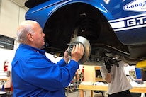 02 OVC Jim Marietta Installing Disc Brake On Shelby Mustang
