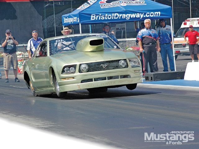 Ffw Thunder Valley Nationals Outlaw Mustang