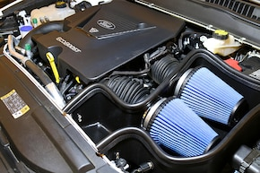 Installing Steeda's Cold Air Intake on a Twin Turbo EcoBoost Fusion Sport