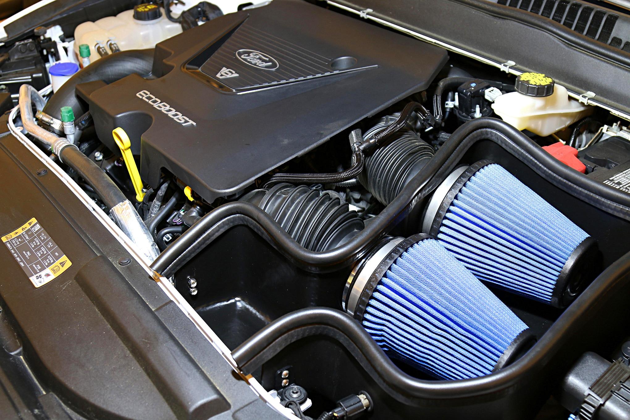 001 Steeda Fusion Ecoboost Cold Air Kit