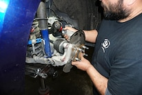 025 Mustang GForce Driveshaft