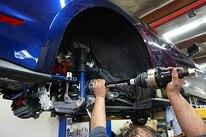 029 Mustang GForce Driveshaft