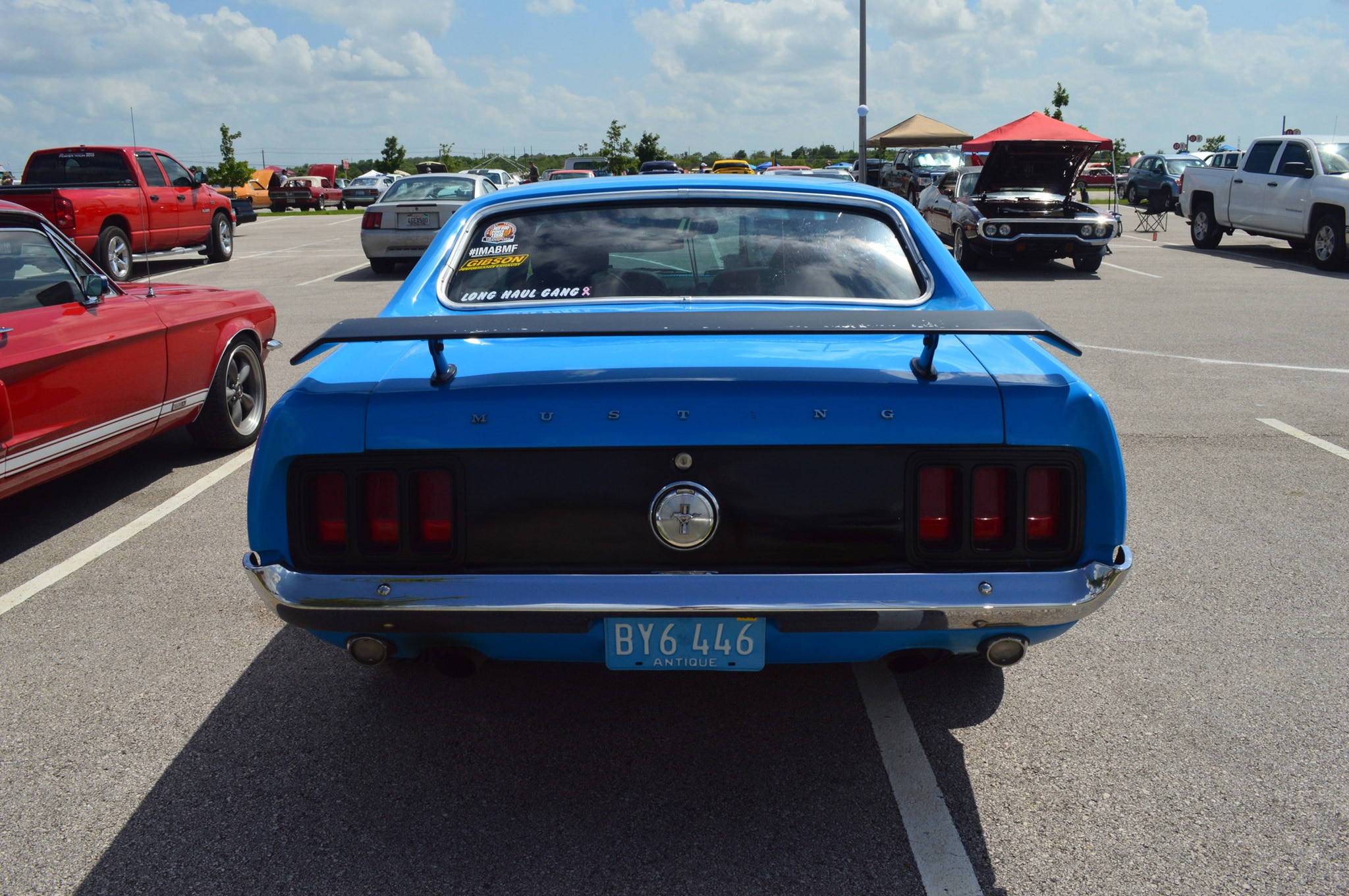 2016 Hot Rod Power Tour Day 3 Mustangs 057