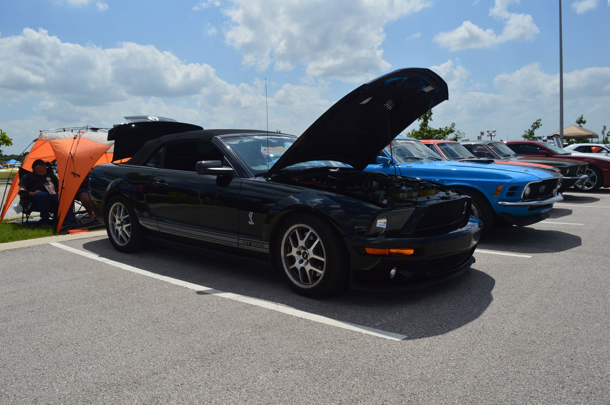 2016 Hot Rod Power Tour Day 3 Mustangs 053
