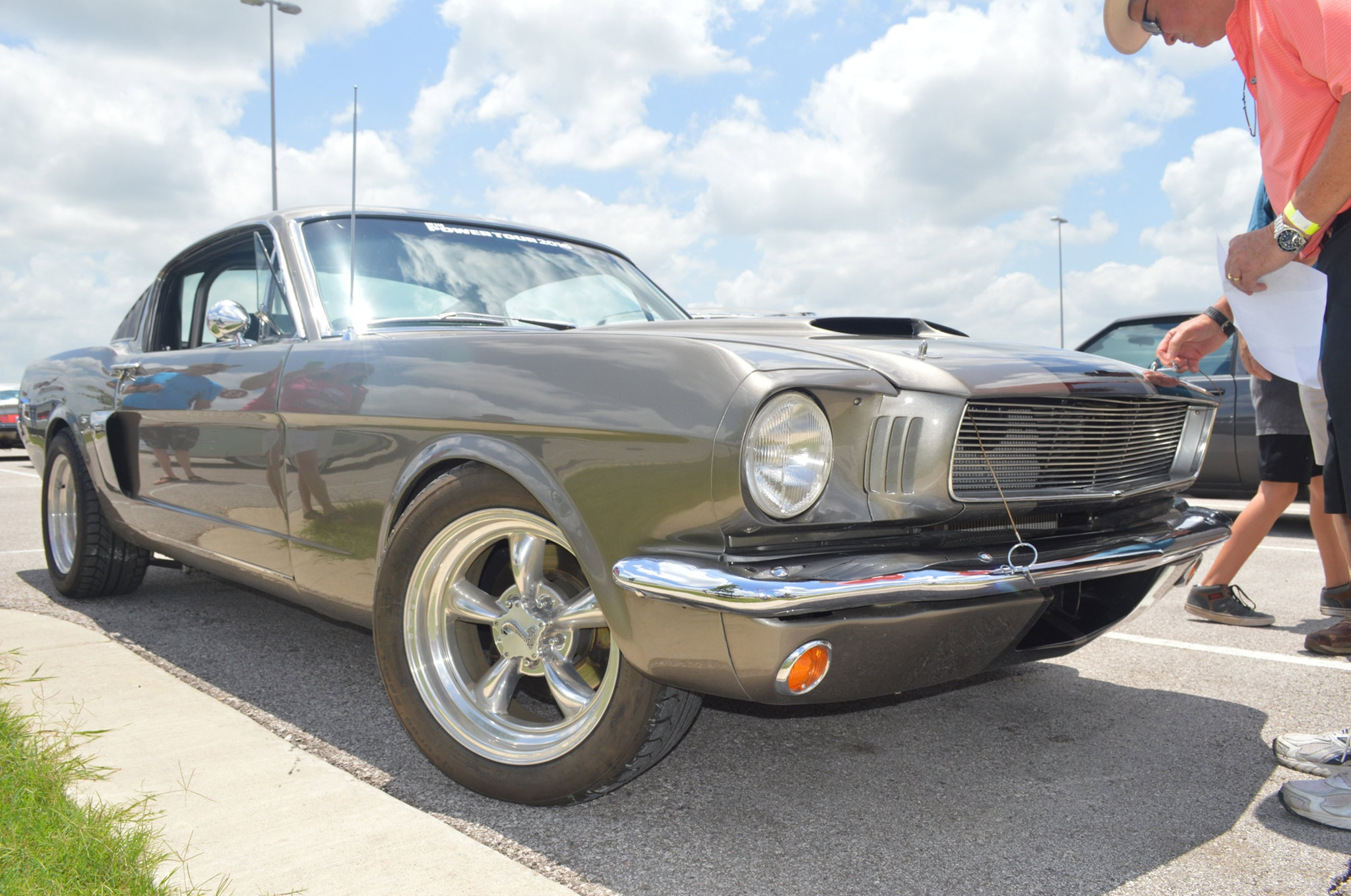 2016 Hot Rod Power Tour Day 3 Mustangs 037