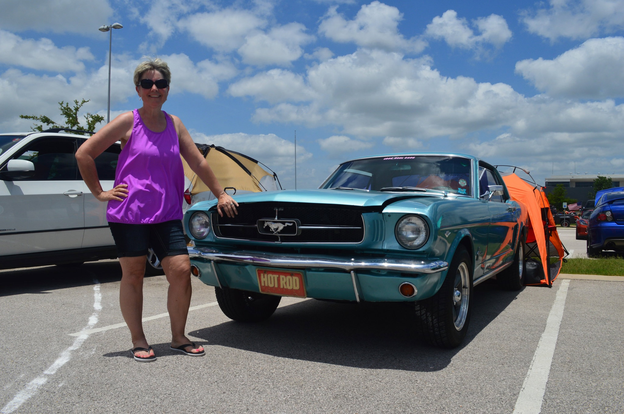 2016 Hot Rod Power Tour Day 3 Mustangs 030