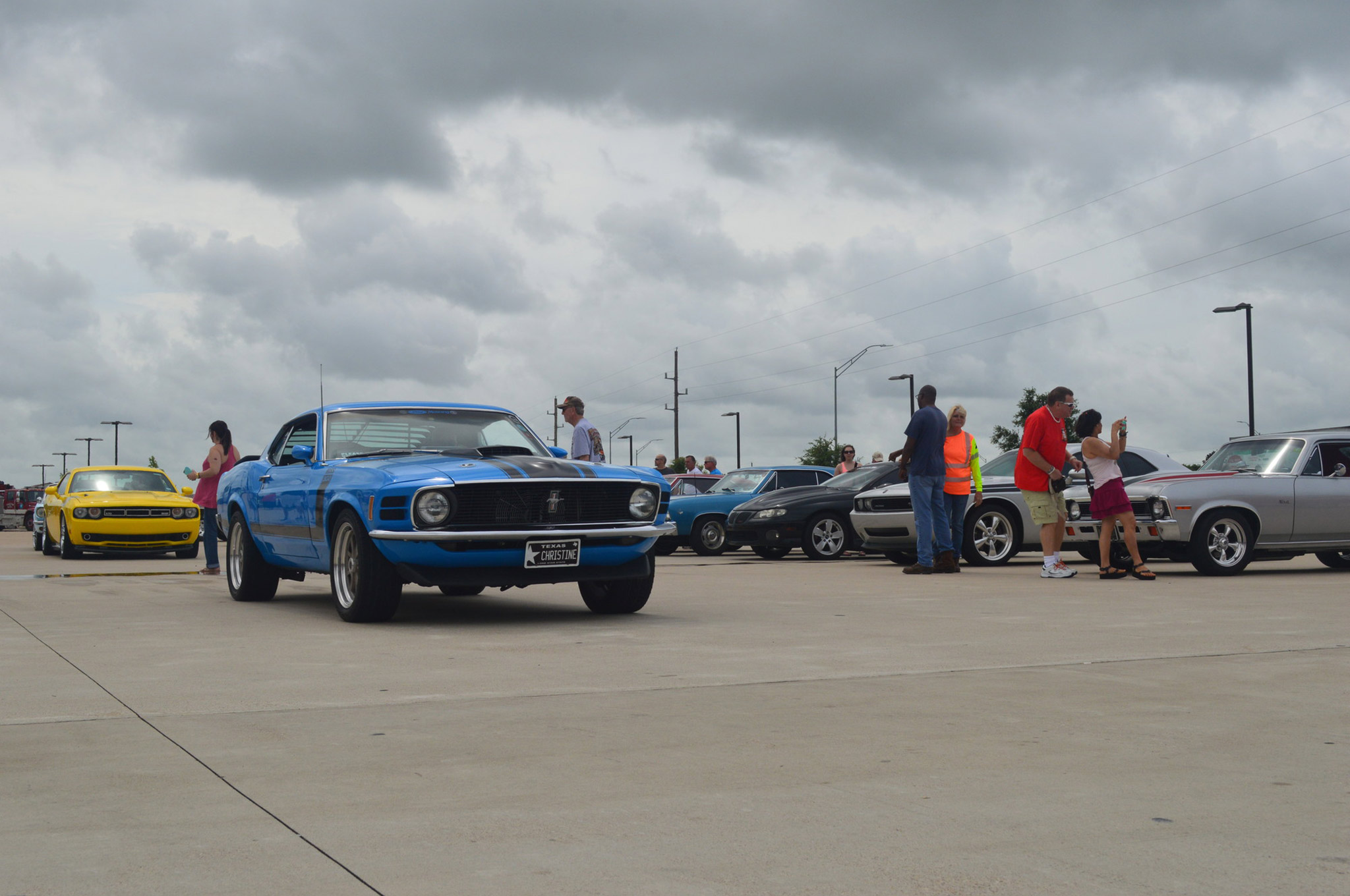 2016 Hot Rod Power Tour Day 3 Mustangs 023