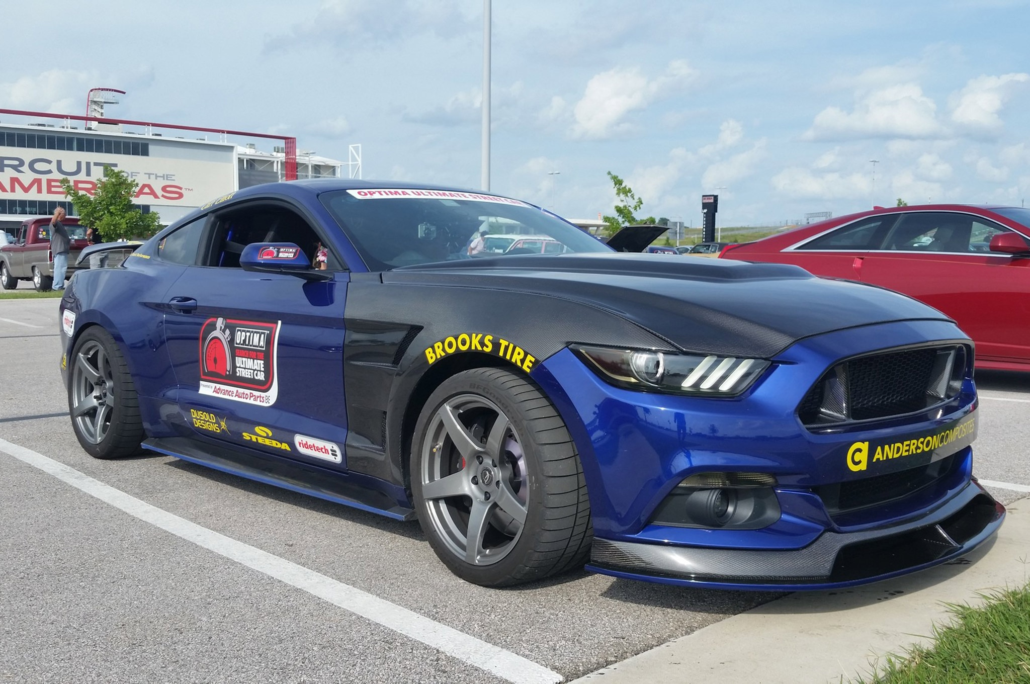 2016 Hot Rod Power Tour Day 3 Mustangs 018