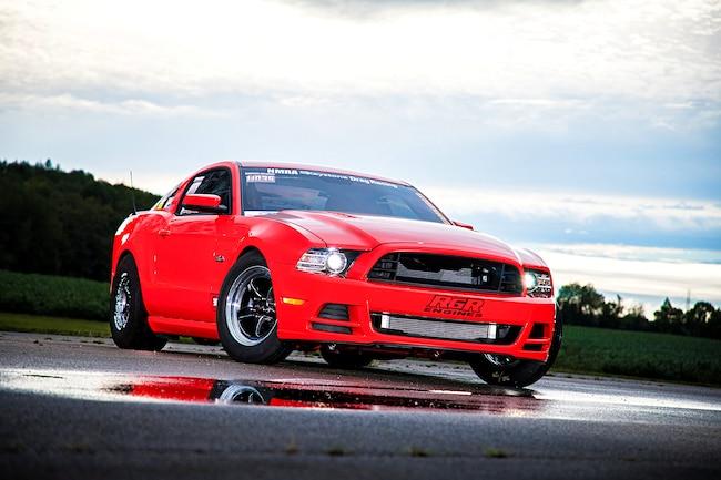 001 Mike Ciborowski 2014 Mustang GT