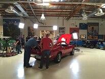 1969 Ford Mustang Boss 429 Jay Leno Garage 027