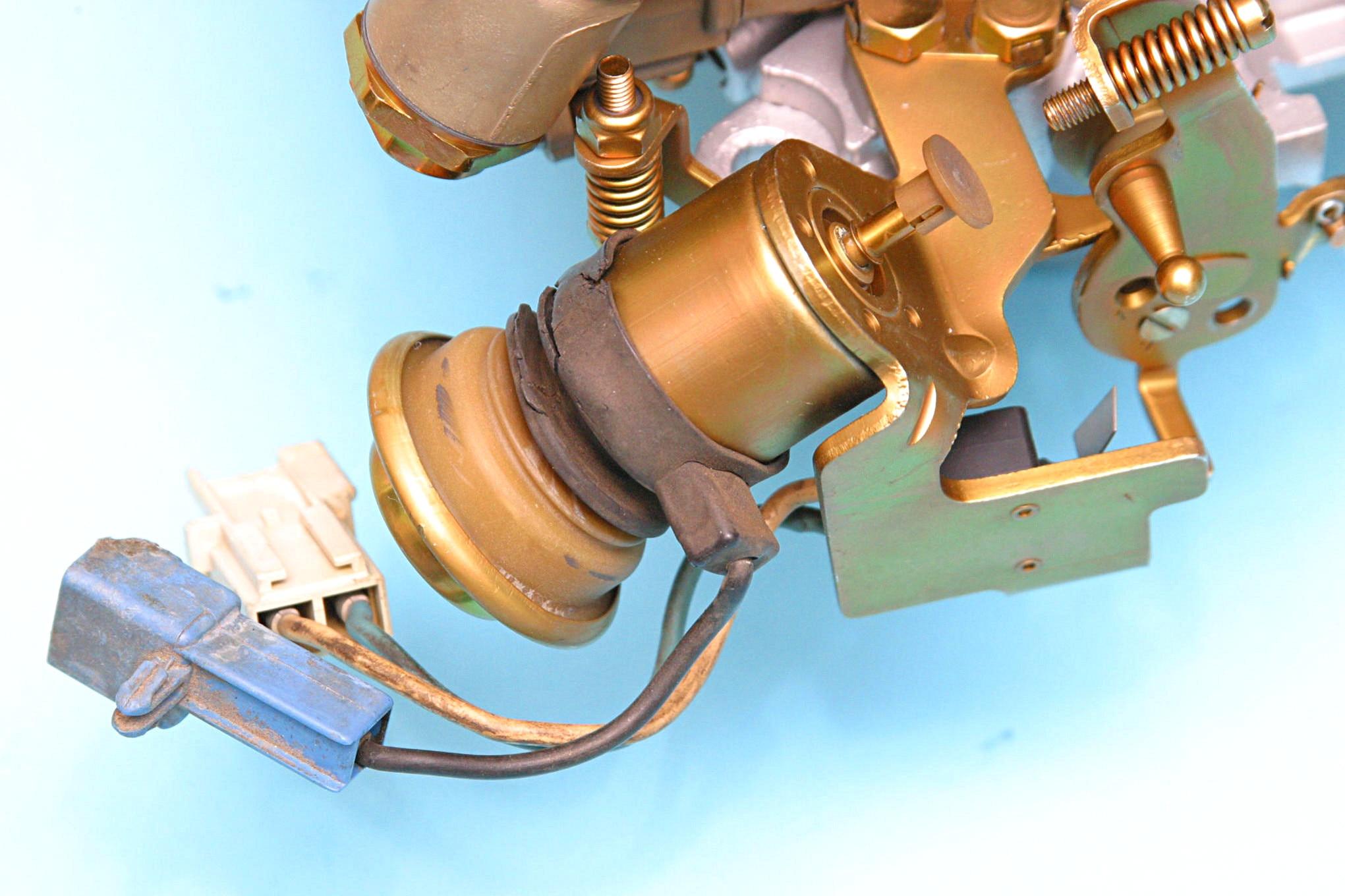 Holley 4180c Carburetor 09