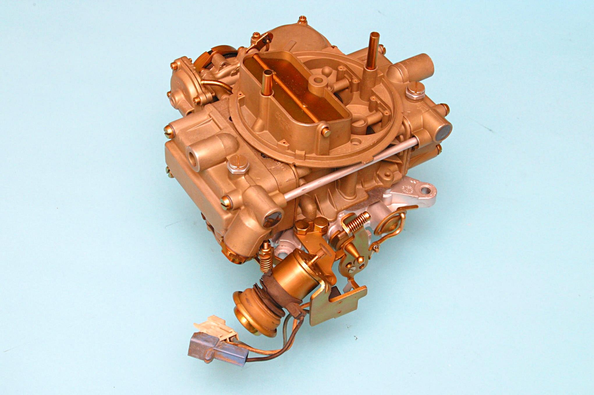 Holley 4180c Carburetor 08