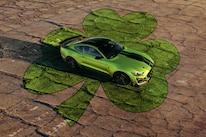 2 Grabber Lime 2020 Mustang