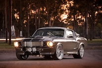 1967 Ford Mustang Front Side View