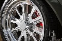 11 1967 Ford Mustang Wheel