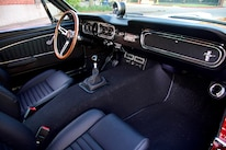 06 Revology 1966 Shelby GT350 Gen 3 Coyote  Interior