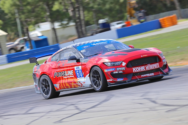 001 Sebring Mustangs