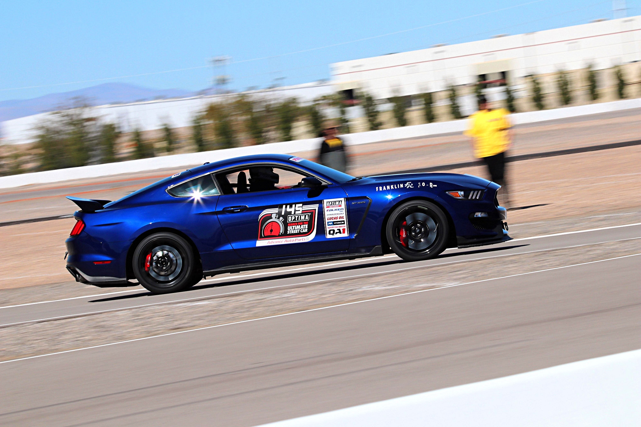 MMFF Todd Besendorfer 2016 Ford Mustang DriveOPTIMA LVMS 2019  53