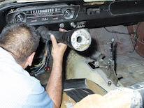 Mump_0903_15_z Ford_mustang Install_steering_tube