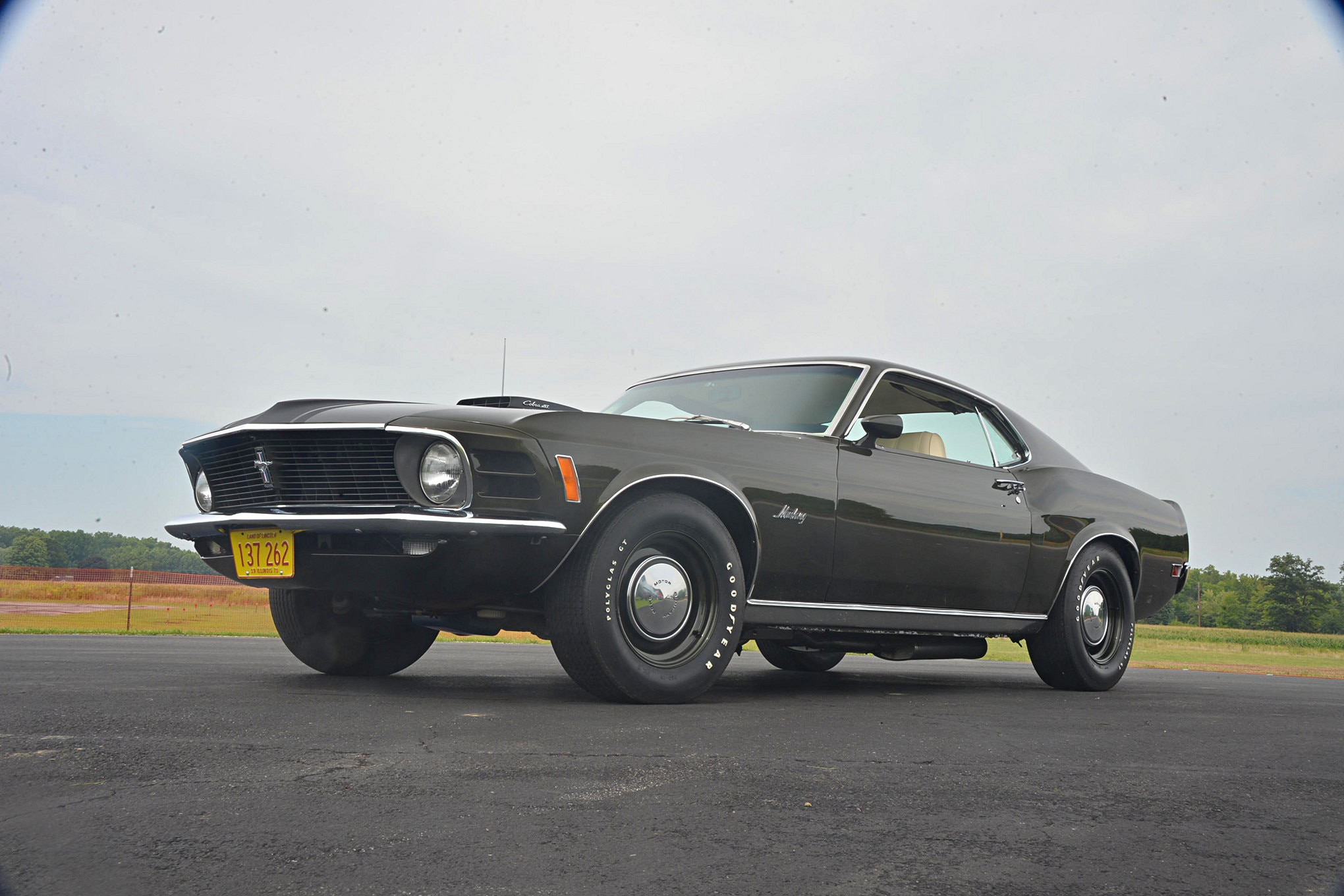 001 1970 CobraJet Fastback Goodie