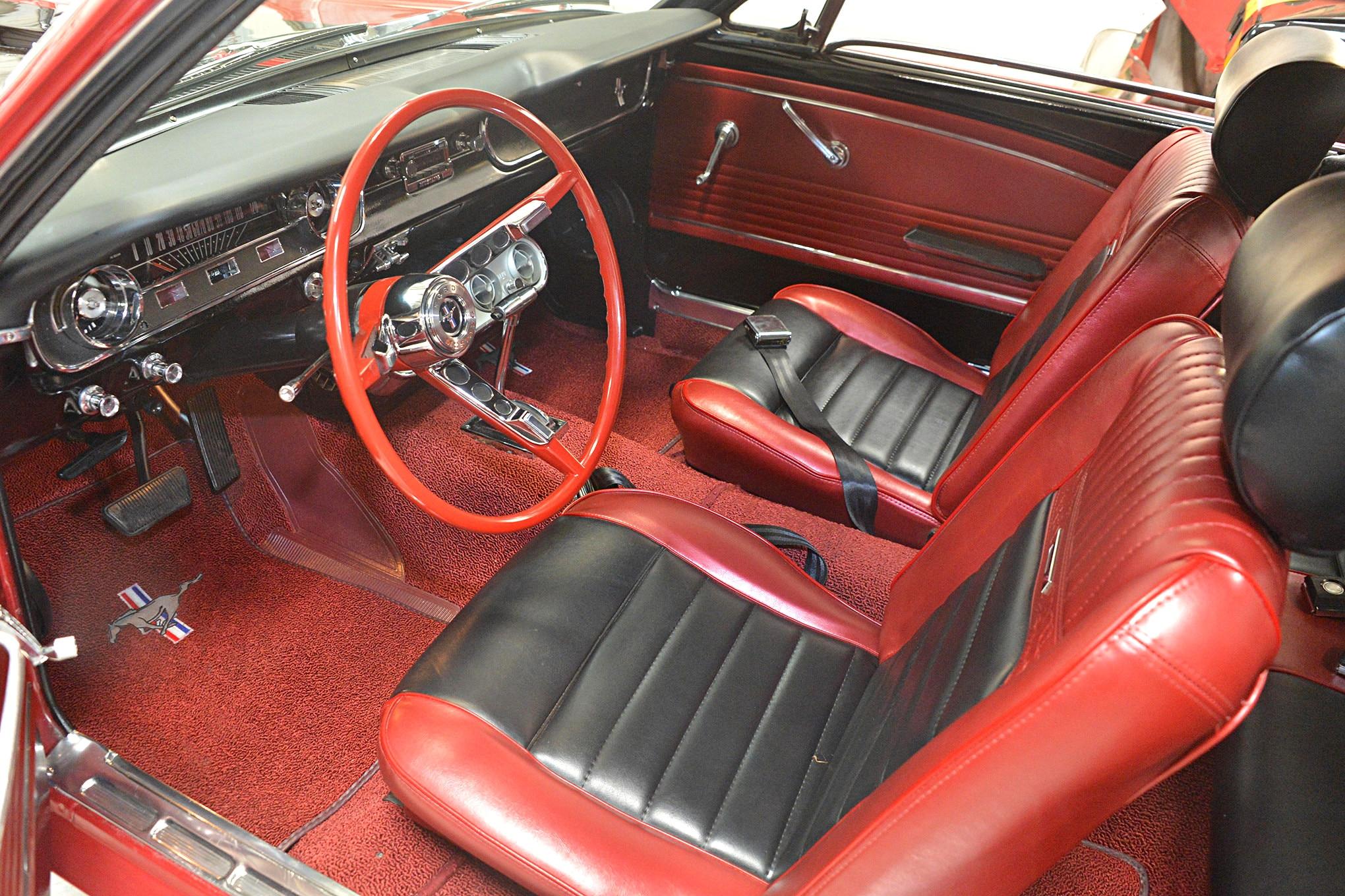 012 Mustang Barnfind Restored Heasley