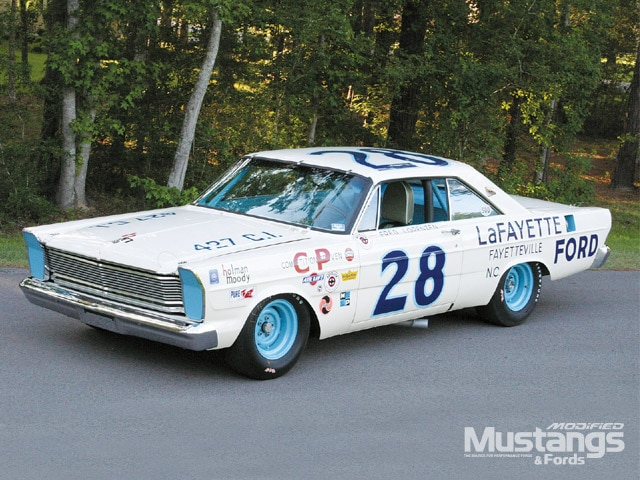 1965 Galaxie Grand Stock Car 1965 Galaxie