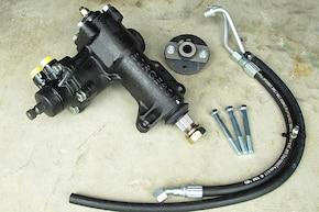 Borgeson Power Steering Retrofit