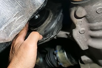 016 Mustang Steeda Differential Bushing Insert Installation