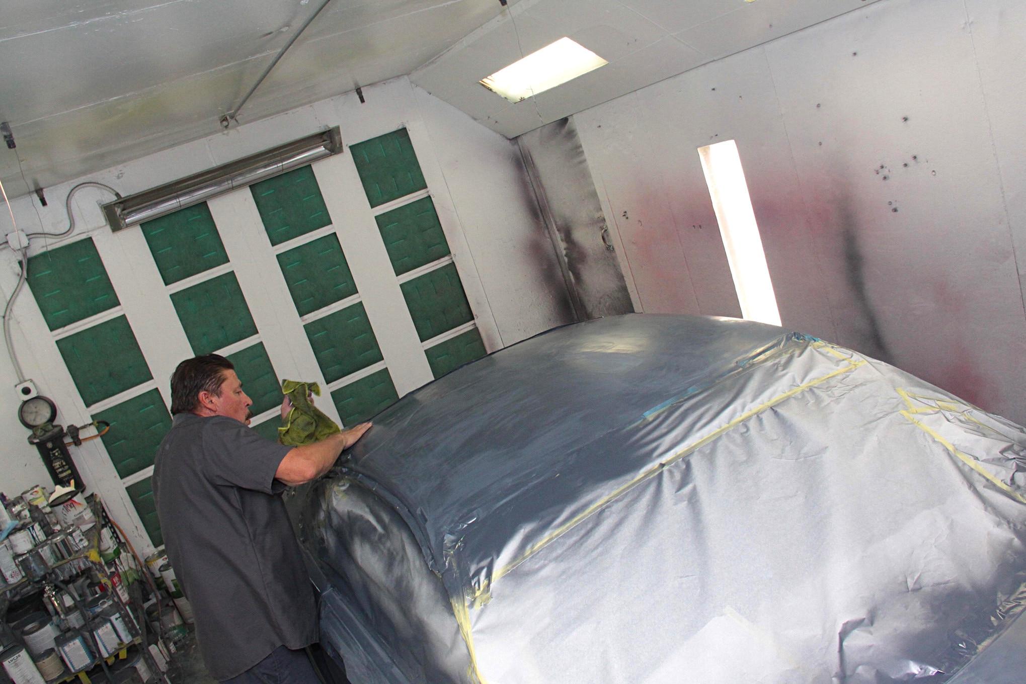 005 1999 Mustang Gt Paint Preparation Axalta Fitment