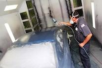 007 1999 Mustang Gt Paint Preparation Axalta Fitment