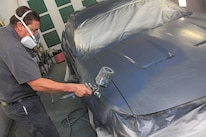 010 1999 Mustang Gt Paint Preparation Axalta Fitment