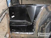 Mump_0903_25_z Ford_mustang Installed_inner_fender_apron