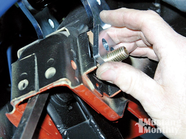 Mump 0906 06 Z How To Install Power Rack And Pinion Steering Front View