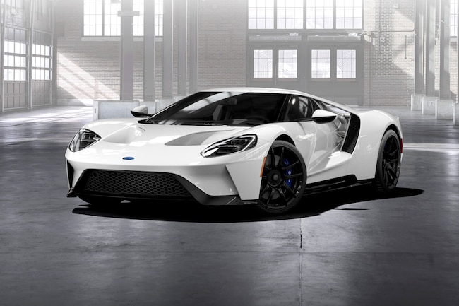 Ford GT Configurator Front Three Quarter 01