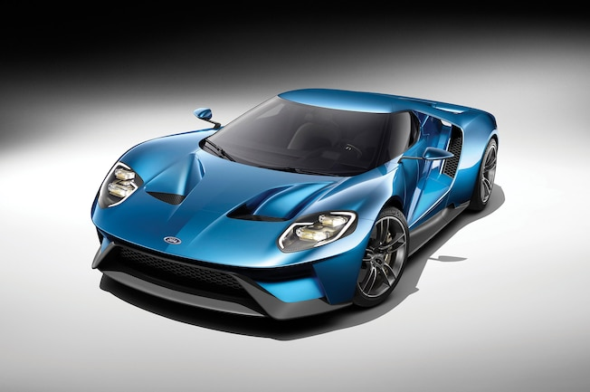 2017 Ford Gt Color Customizer Brakes Options 01