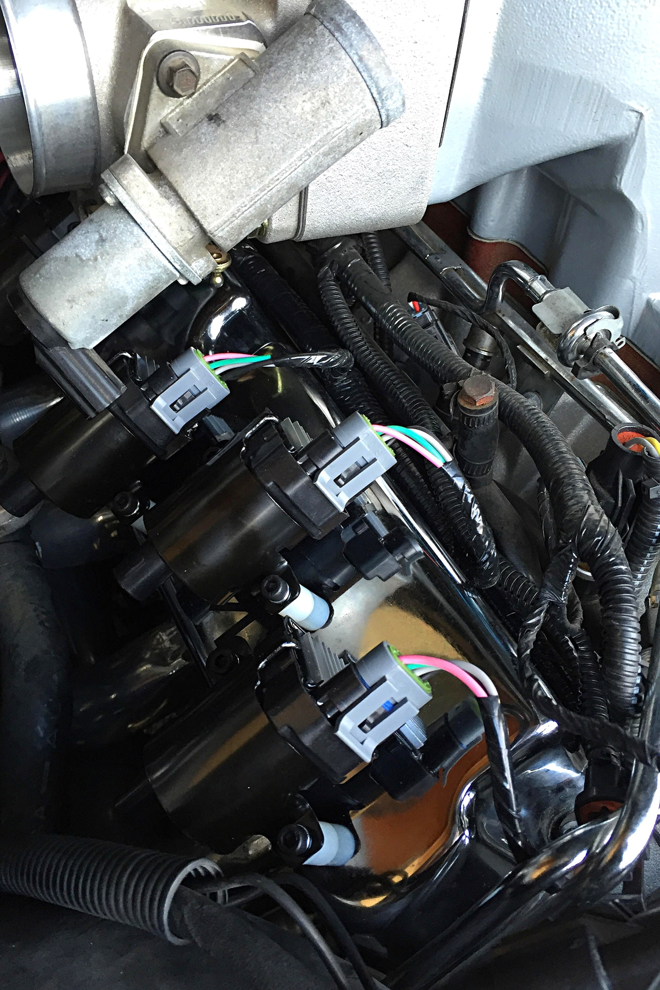 Pro M Coil On Plug Conversion 1992 Ford Mustang 009