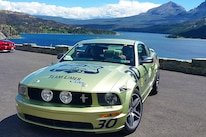 2016 Rally North America Project Road Warrior 1965 Ford Mustang 11
